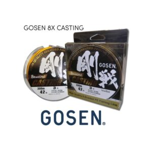 Braid Gosen 8X Casting
