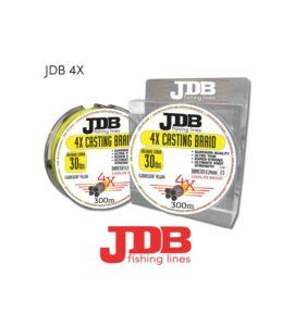 GT Braid JDB 4X