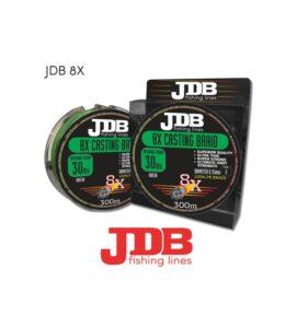Braid JDB 8X