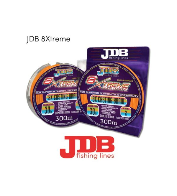 Braid JDB 8XTreme