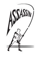 Assassin Rods Logo 200 pixels height