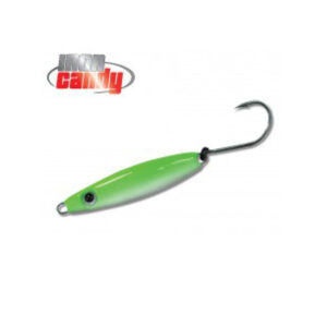 Iron Candy Bullet Lure Green Glow