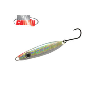 Iron Candy Bullet Lure Pearl Flash