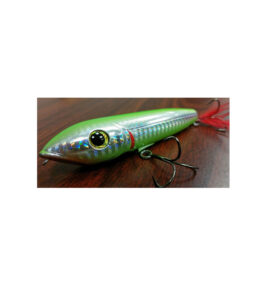 Robertson Topwater Lure Chartreuse Abuse