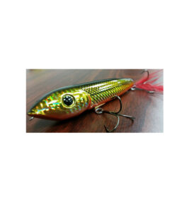 Robertson Topwater Lure Everglades Gold