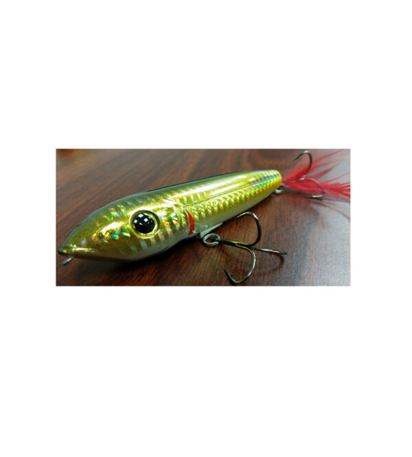 Robertson Topwater Lure Olive Oil