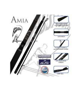 Assassin Ami Zero S Series Surf Rod Product Image