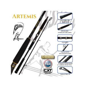 Assassin Artemis Surf Rods Product Image