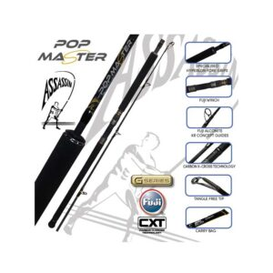 Assassin Pop Master Surf Rods Product Image