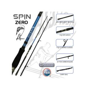 Assassin Spin Zero Extra Heavy Surf Rod Product image